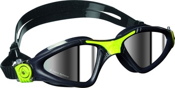Kayenne™ Regular Fit - Mirrored Lens - Grey/Lime Frame picture