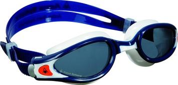 Kaiman Exo™ Regular Fit - Tinted Lens - Blue/White Frame picture