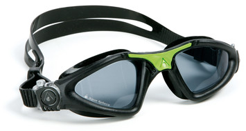 Kayenne™ Regular Fit - Smoke Lens - Black Frame with Green Accents picture