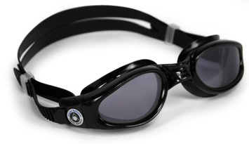 Kaiman™ Small Fit - Smoke Lens - Black Frame picture