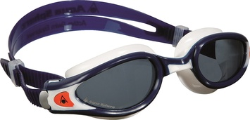 Kaiman Exo™ Small Fit- Tinted Lens Blue/White picture
