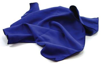 Microfibre Towel - Blue - Large picture