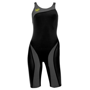 XPRESSO™ Tech Suit - Women - Black & Sillver - 28 picture