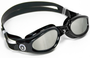 Kaiman™ Small Fit - Mirrored Lens - Black Frame picture