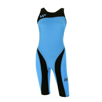 XPRESSO™ Tech Suit - Women - Blue & Black - 28 picture