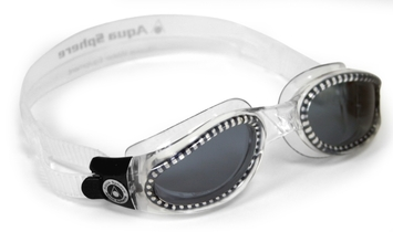 Kaiman™ Small Fit - Smoke Lens - Translucent Frame picture