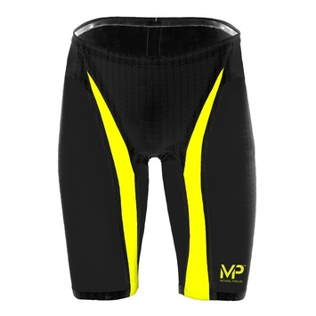XPRESSO™ Tech Suit - Men - Black & Yellow - 30 picture