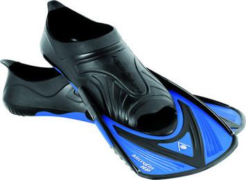 Microfin HP - Black/Blue - Size 44-45 (10-11) picture