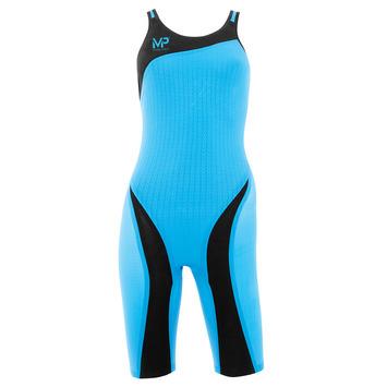 XPRESSO™ Tech Suit - Women - Blue & Black - 26 picture
