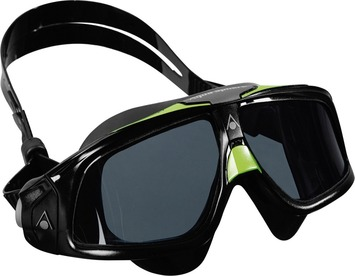 Seal 2.0™ - Tinted Lens - Black/Green Frame picture