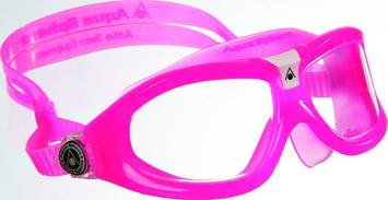 Seal Kid 2™ - Clear Lens - Pink Frame picture