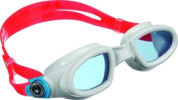 Mako™ - Blue Lens - White/Aqua Frame picture