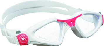 Kayenne™ Ladies - Clear Lens - White/Red Frame picture
