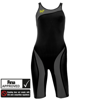 XPRESSO™ Tech Suit - Women - Black & Sillver - 32 picture