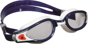 Kaiman Exo™ Small Fit - Clear Lens Blue and White picture