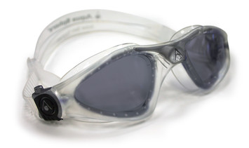 Kayenne™ Regular Fit - Tinted Lens - Transparent/Silver Frame picture