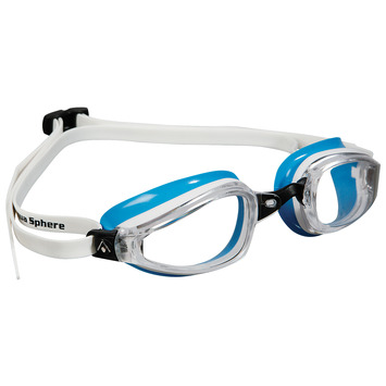 K180™ Ladies - Clear Lens - Blue/White Frame picture
