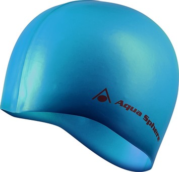 Classic Silicone Fashion Cap - Blue/Orange picture
