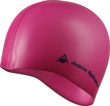 Classic Silicone Fashion Cap - Pink/Purple picture
