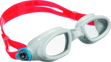 Mako™ - Clear Lens - White Frame picture