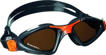 Kayenne™ Regular Fit - Polarized Lens - Grey/Orange Frame picture