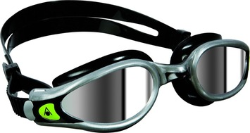 Kaiman Exo™ Regular Fit - Mirrored Lens - Silver/Black Frame picture