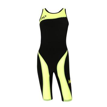XPRESSO™ Tech Suit - Women - Black & Yellow - 28 picture