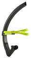 Focus - Swim Snorkel - Black & Neon