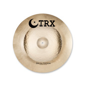 "TRX Special Edition Series 18"" China Cymbal"