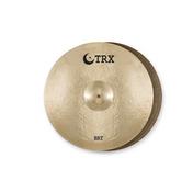"TRX SFX Series DRK-BRT 15"" Hi-Hat Cymbals"