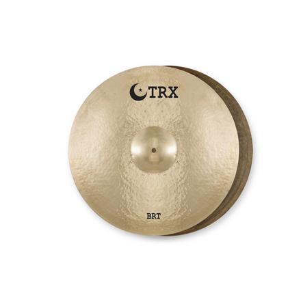"""TRX SFX Series DRK-BRT 15"""" Hi-Hat Cymbals picture"""
