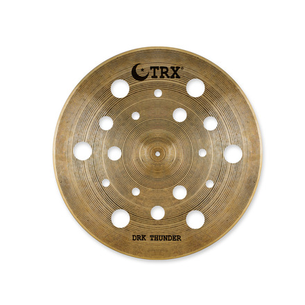 "TRX New DRK Series 18"" Thunder Crash Cymbal picture"