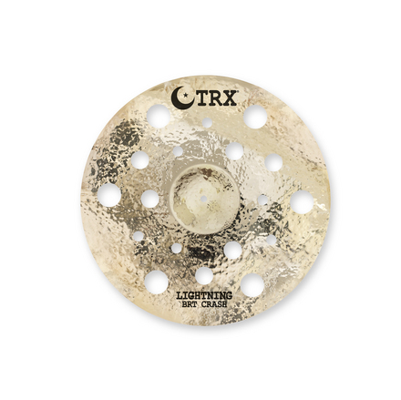 "TRX BRT Series 16"" Lightning Crash Cymbal picture"