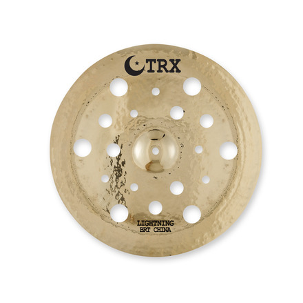 "TRX BRT Series 18"" Lightning China Cymbal picture"