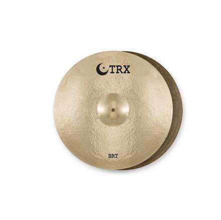 """TRX SFX Series DRK-BRT 14"""" Hi-Hat Cymbals picture"""