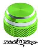 Trickshop Lime/Silver Cast Control Cap