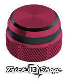 Trickshop Red/Black Cast Control Cap