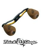 Trickshop Black/Gold Handle Assembly