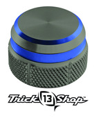 Trickshop Gunsmoke/Blue Cast Control Cap