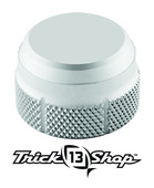 Trickshop Brushed Silver Cast Control Cap
