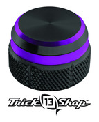 Trickshop Black/Purple Cast Control Cap