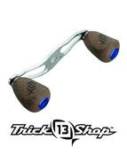 Trickshop Blue Handle Knob Caps