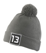 One3 Tuque Gray