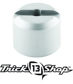 Trickshop Brushed Silver Line Guide Cap