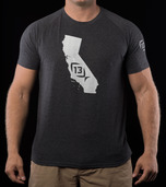 Onyx State T-Shirt California Large