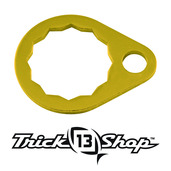 Trickshop Gold Handle Nut Lock