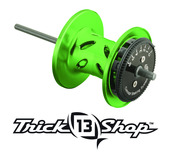 Trickshop Lime Spool Assembly