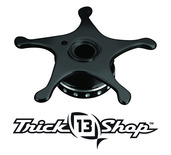 Trickshop Black/Silver Star Drag