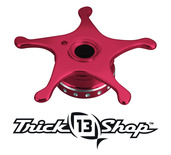 Trickshop Red/Silver Star Drag