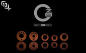 CZB Handle Knob/Line Guide